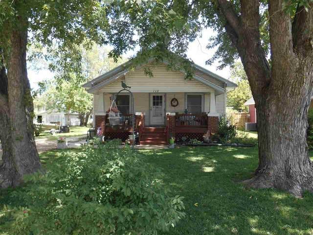 118 N Reno, Burrton, KS 67020 (MLS #584675) :: Graham Realtors