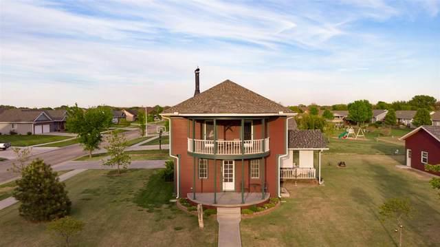 808 Koehn Ave, Moundridge, KS 67107 (MLS #584677) :: Pinnacle Realty Group