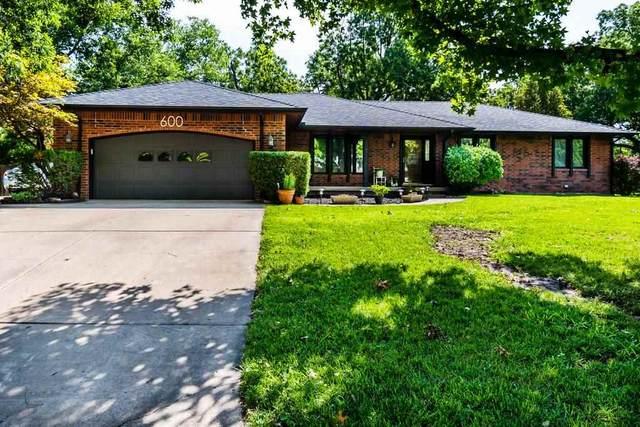 600 Christine Ct, Haysville, KS 67060 (MLS #584678) :: Keller Williams Hometown Partners