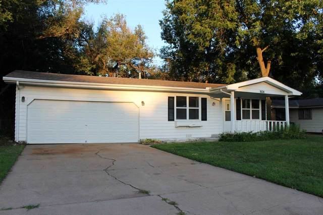 1634 Montana Ave, El Dorado, KS 67042 (MLS #584703) :: Lange Real Estate