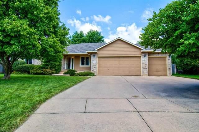 1033 N Cedar Downs Cir, Wichita, KS 67235 (MLS #584707) :: Keller Williams Hometown Partners