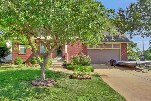 912 W Cedarwood Ct, Andover, KS 67002 (MLS #584709) :: Graham Realtors