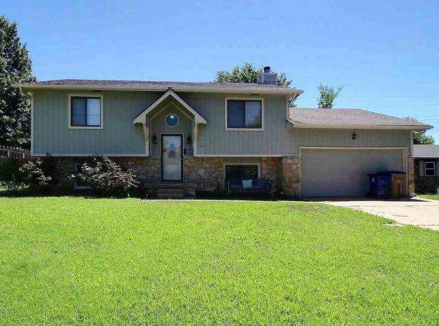 117 E North Point Dr, Derby, KS 67037 (MLS #584713) :: Pinnacle Realty Group