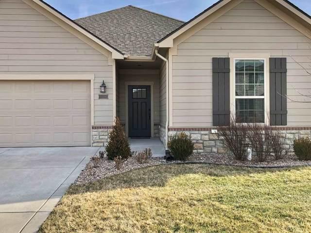 9728 W Village Pl, Maize, KS 67101 (MLS #584719) :: Lange Real Estate