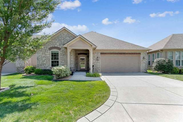 4835 N Indian Oak St., Bel Aire, KS 67226 (MLS #584725) :: Graham Realtors