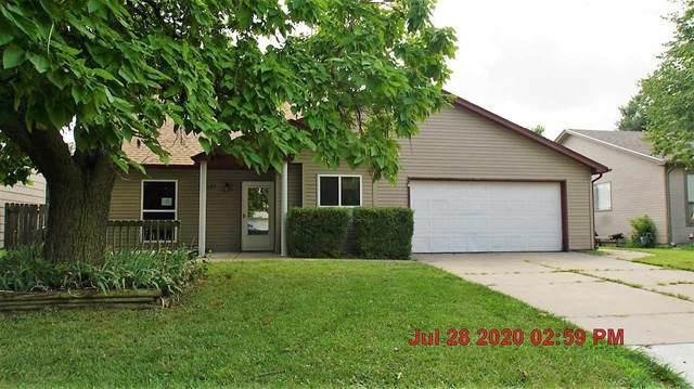 11123 W Grant, Wichita, KS 67209 (MLS #584726) :: Lange Real Estate