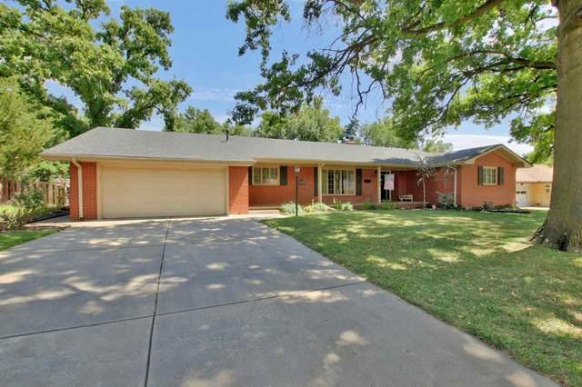 1172 N Pinecrest, Wichita, KS 67208 (MLS #584727) :: Lange Real Estate