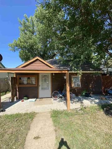 221 N Sabin St, Wichita, KS 67212 (MLS #584732) :: Lange Real Estate