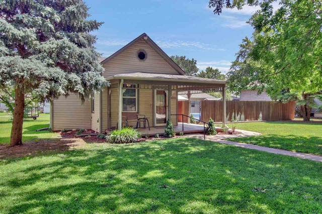 424 Magnolia, Andale, KS 67001 (MLS #584736) :: Preister and Partners | Keller Williams Hometown Partners