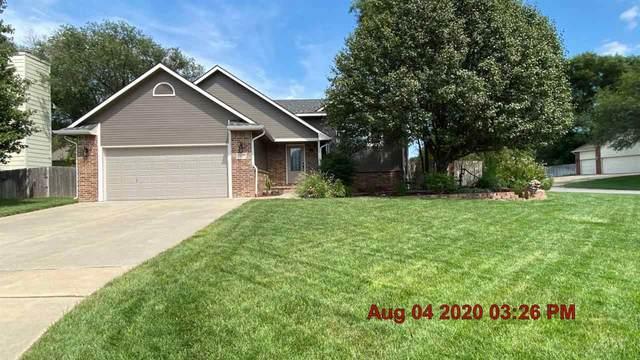 302 N Pinecrest Pl, Andover, KS 67002 (MLS #584737) :: Graham Realtors