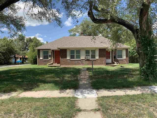 2902 E Shadybrook 2904 E Shadybro, Wichita, KS 67214 (MLS #584743) :: Lange Real Estate
