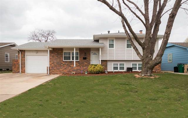 200 W 30th St S, Wichita, KS 67217 (MLS #584744) :: Lange Real Estate