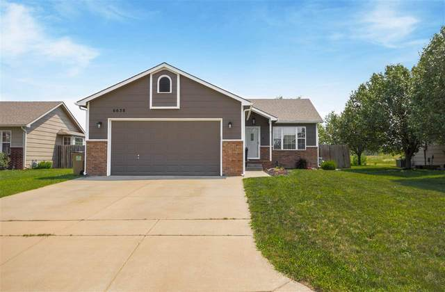 6638 N Poston St, Park City, KS 67219 (MLS #584746) :: Lange Real Estate