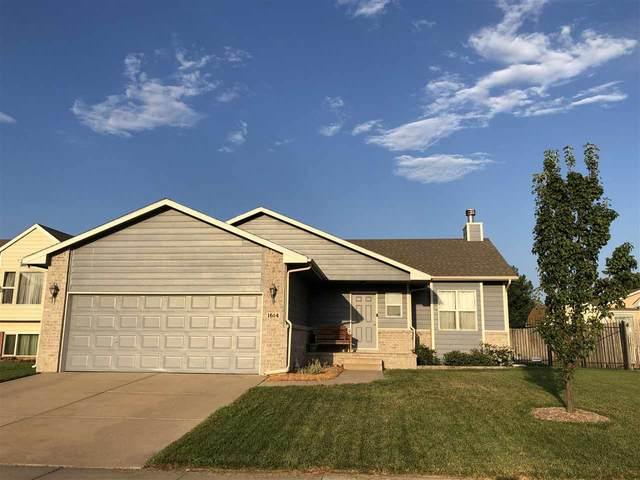 1614 E Autumn Place, Goddard, KS 67052 (MLS #584747) :: Lange Real Estate