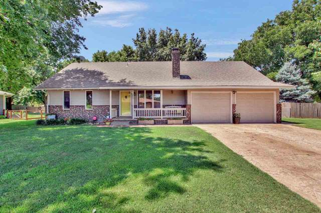 603 Countryside, Andale, KS 67001 (MLS #584748) :: Lange Real Estate