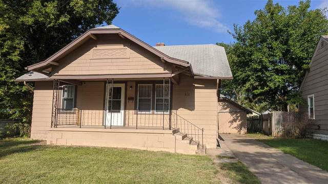 516 N Saint Paul St, Wichita, KS 67203 (MLS #584752) :: Lange Real Estate