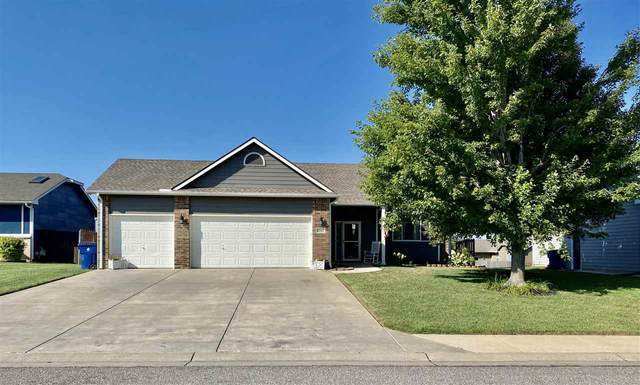 2043 E Zachary Dr, Derby, KS 67037 (MLS #584753) :: Lange Real Estate