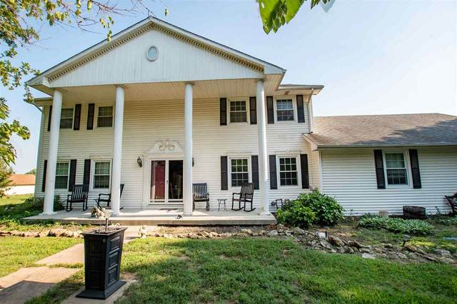 11749 SW 40th, Towanda, KS 67144 (MLS #584760) :: Preister and Partners | Keller Williams Hometown Partners