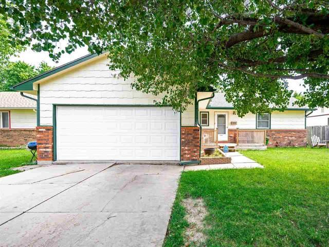 2958 S Richmond Ct, Wichita, KS 67217 (MLS #584762) :: Graham Realtors