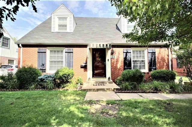 122 N Parkwood, Wichita, KS 67208 (MLS #584764) :: Graham Realtors