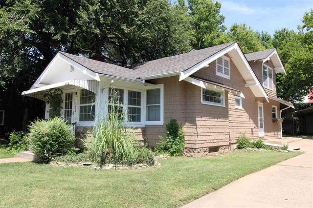 320 N Topeka St, El Dorado, KS 67042 (MLS #584771) :: Lange Real Estate