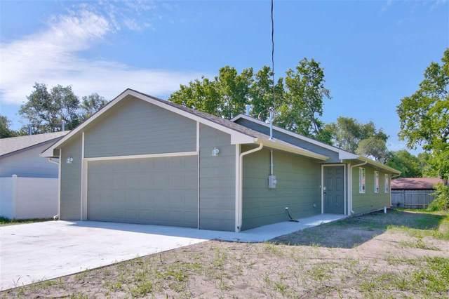 441 E 15th, Augusta, KS 67010 (MLS #584773) :: Lange Real Estate