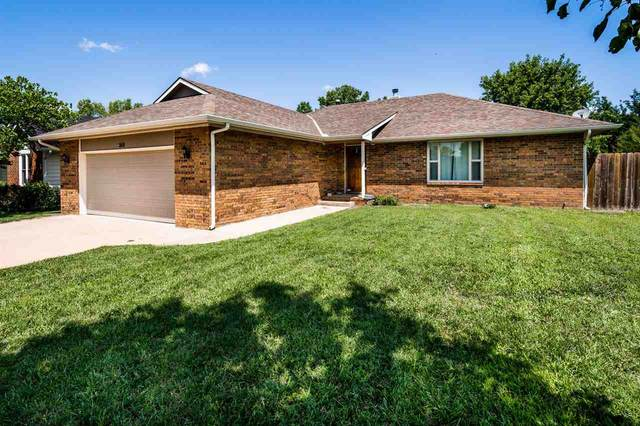 2111 S Cooper Ct, Wichita, KS 67207 (MLS #584776) :: Graham Realtors