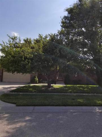 12505 W Birch St, Wichita, KS 67235 (MLS #584779) :: Keller Williams Hometown Partners
