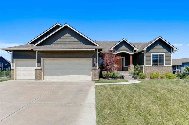 2755 N Woodridge Ct, Wichita, KS 67226 (MLS #584789) :: Keller Williams Hometown Partners