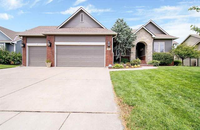 3121 N Landon Cir, Wichita, KS 67205 (MLS #584795) :: Keller Williams Hometown Partners