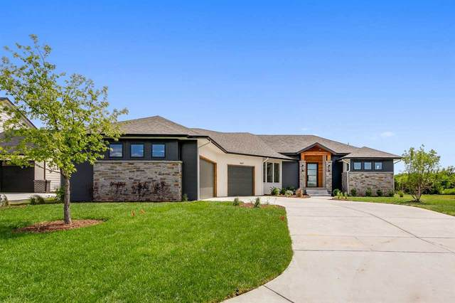 1444 N Shadow Rock Dr, Andover, KS 67002 (MLS #584802) :: Kirk Short's Wichita Home Team