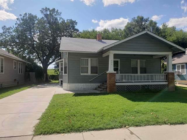 635 S Spruce St, Wichita, KS 67211 (MLS #584811) :: Keller Williams Hometown Partners
