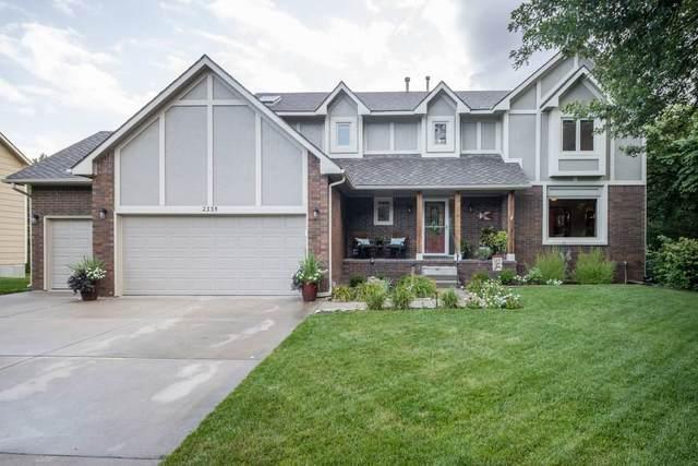 2335 N Tee Time Ct, Wichita, KS 67205 (MLS #584813) :: Pinnacle Realty Group