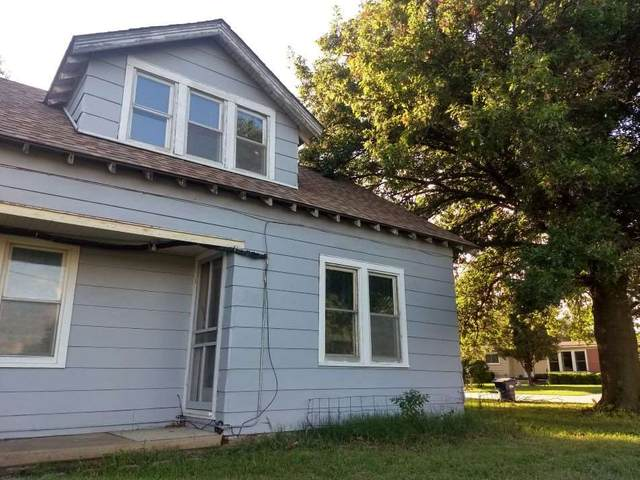 403 S Mcpherson, Burrton, KS 67020 (MLS #584815) :: Keller Williams Hometown Partners