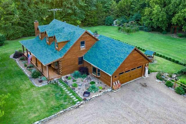 574 E 120th Ave N, Peck, KS 67120 (MLS #584820) :: Lange Real Estate