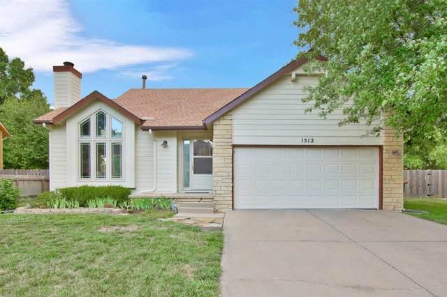 1512 N Parkridge, Wichita, KS 67212 (MLS #584825) :: Pinnacle Realty Group