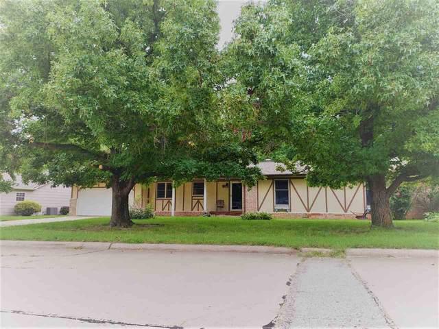 11 Deveron Rd, Winfield, KS 67156 (MLS #584828) :: Keller Williams Hometown Partners