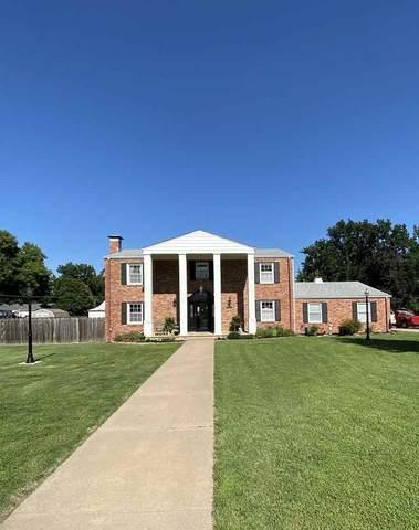 1308 N A, Arkansas City, KS 67005 (MLS #584834) :: Pinnacle Realty Group