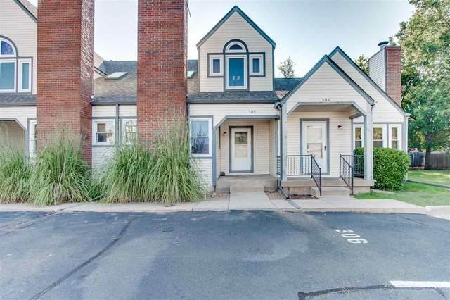 1620 S Longford Ln, #305, Wichita, KS 67207 (MLS #584837) :: Keller Williams Hometown Partners