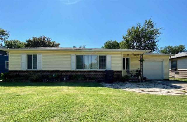 831 N 8th St, Arkansas City, KS 67005 (MLS #584842) :: Lange Real Estate