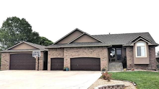 606 S Reece, Goddard, KS 67052 (MLS #584864) :: Preister and Partners | Keller Williams Hometown Partners