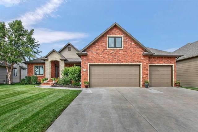 3229 N Flat Creek St, Wichita, KS 67205 (MLS #584869) :: Pinnacle Realty Group