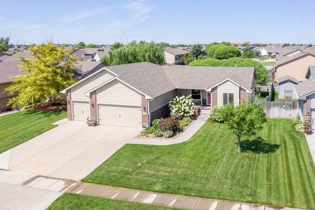 3709 N Pepper Ridge St, Wichita, KS 67205 (MLS #584881) :: Pinnacle Realty Group
