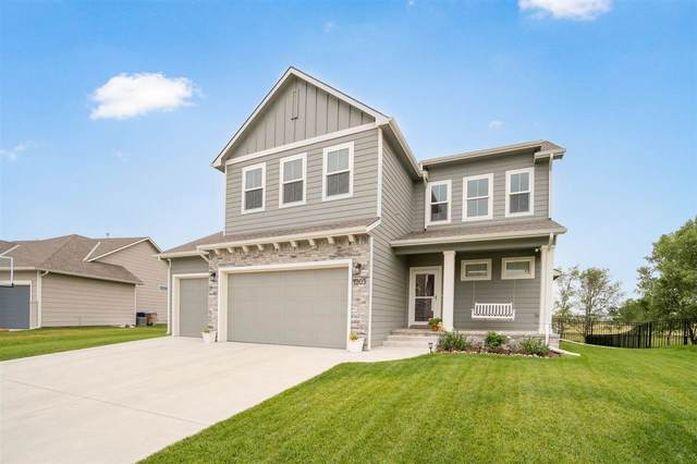 1203 W Ledgestone, Andover, KS 67002 (MLS #584888) :: Kirk Short's Wichita Home Team