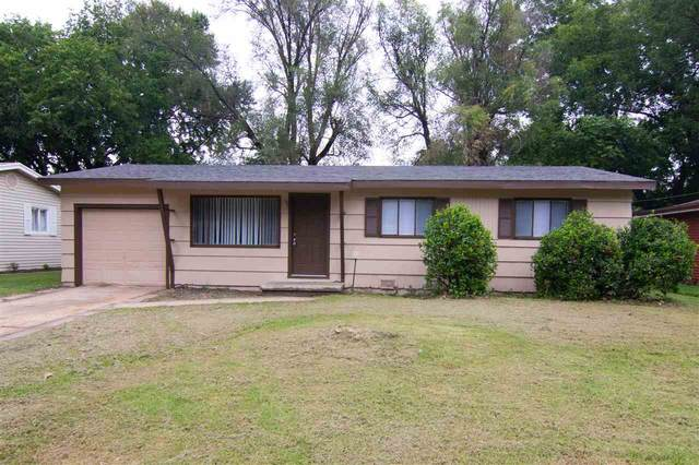 4526 S Vine Ave, Wichita, KS 67217 (MLS #584898) :: Graham Realtors