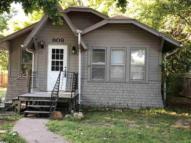 808 W 5TH ST, Newton, KS 67114 (MLS #584902) :: On The Move