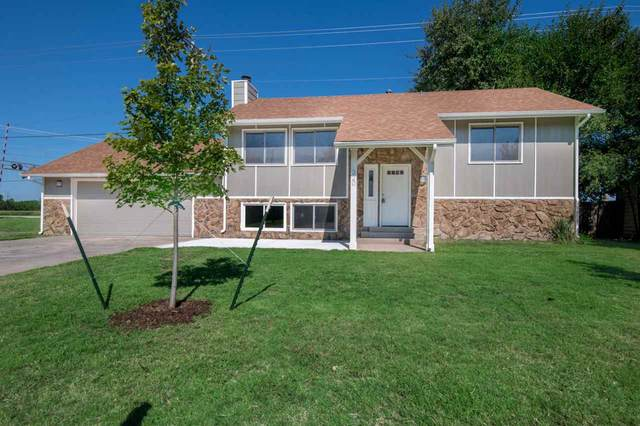 320 S Jonathan St., Maize, KS 67101 (MLS #584914) :: On The Move