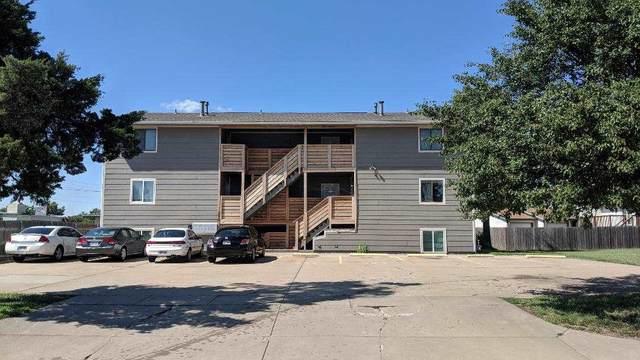 3920 W Elm St, Wichita, KS 67203 (MLS #584916) :: On The Move