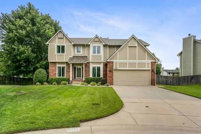 9454 W Sterling Ct, Wichita, KS 67205 (MLS #584922) :: Pinnacle Realty Group