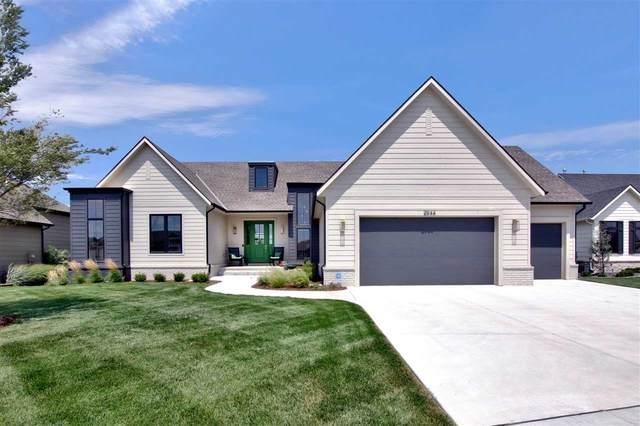 2944 N Gulf Breeze Ct, Wichita, KS 67205 (MLS #584935) :: Pinnacle Realty Group